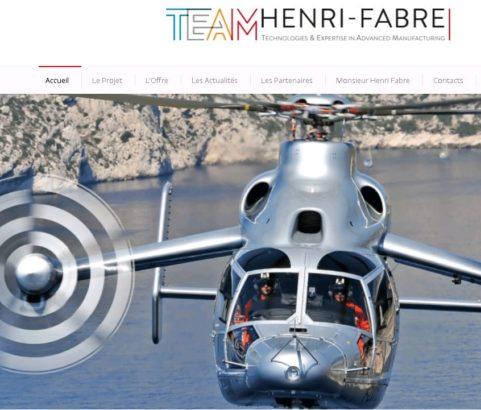 Site Team Henri Fabre