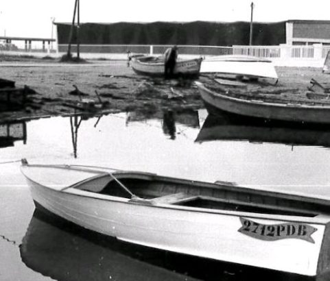 Le port du Jaï - Photo Archives municipales