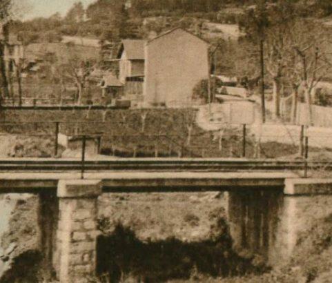 Le pont de Pas-des-Lanciers