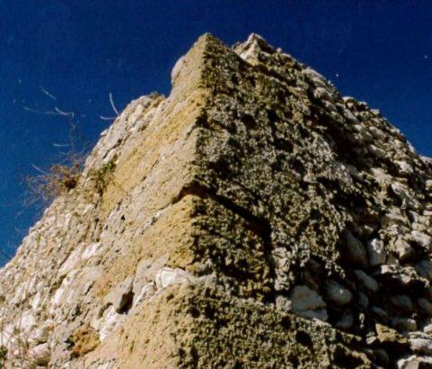 Ruines de la maison du bourdigoulier
