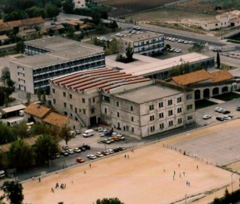 Ancien abattoir - 1992 - Archives municipales