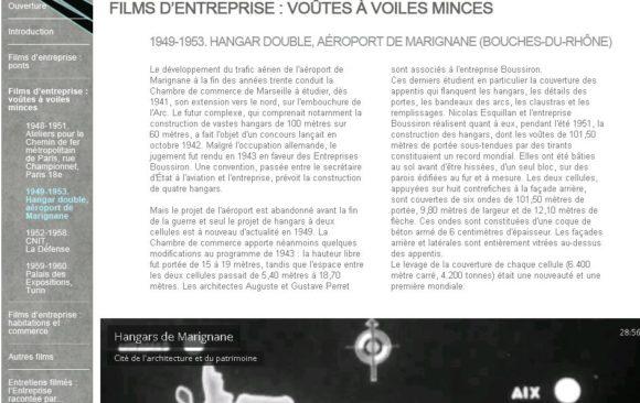 Exposition virtuelle cité de l'architecture et du patrimoine : Boussiron