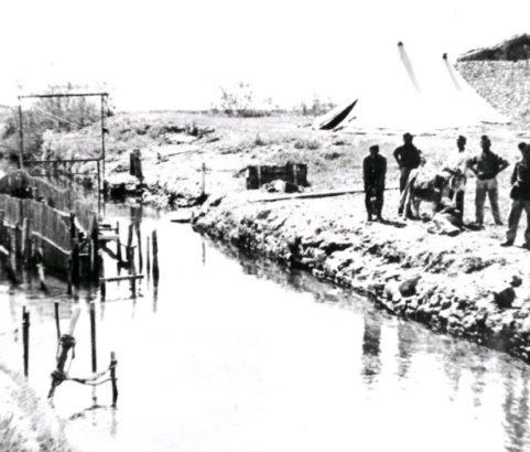 """Les """"bouridigo"""" creusés à partir de 1448 Photo Archives municipales"""