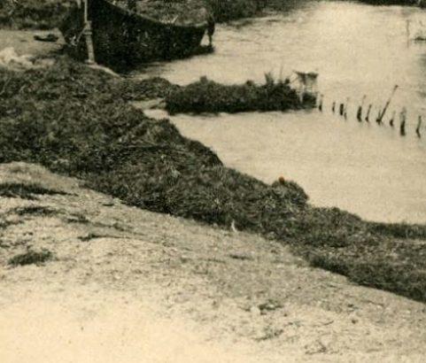 Pointe du ruisseau - carte postale
