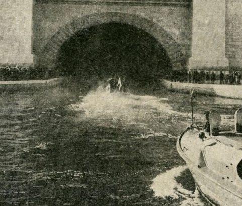 Inauguration du tunnel