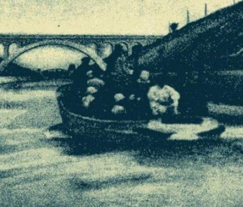 Le canal - Archives Ville de Marignane