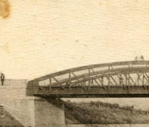 Pont de la Floride  - Photo Archives Ville de Marignane