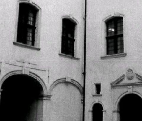 Cour Carrée Château des Covet - Photo Archives municipales