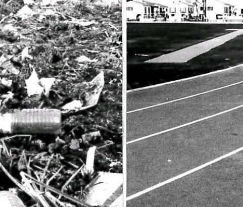 Parc des Sports du Bolmon - Photo Archives municipales