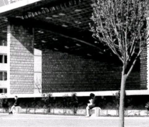 Auditorium du Parc Camoin - Photo Archives municipales