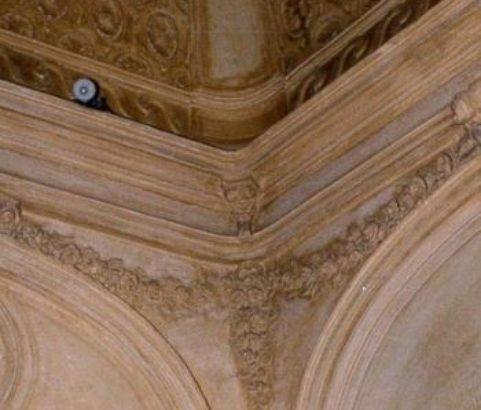 Chapelle du château - Photo Archives municipales