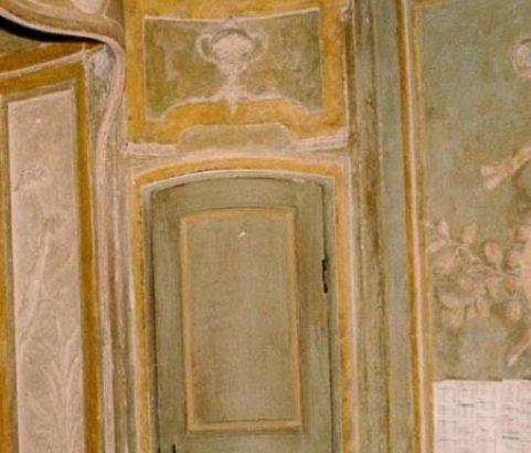 Salle de bains du château - Photo Archives municipales
