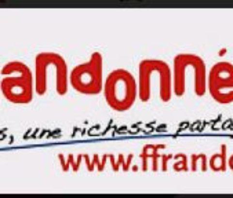 Site Fédération française de randonnée pédestre