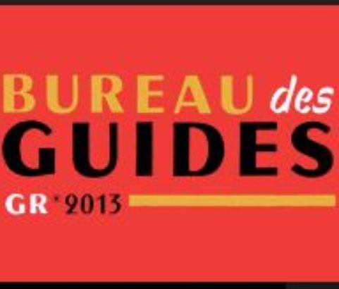 Site du Bureau des Guides du GR2013