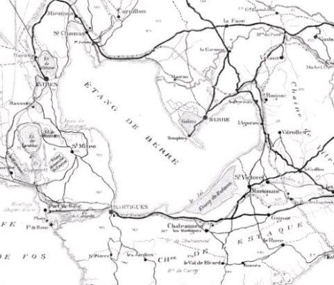 Une incursion de Paul Ruat sur le GR2013 au 19ème siècle - site Marsactu
