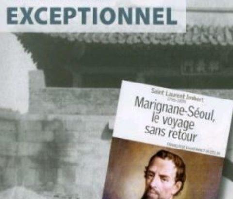 Préface de Marignane-Séoul, un voyage sans retour par Mgr Dufour