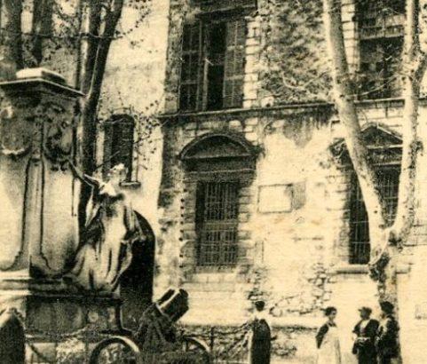 Château des Covet Hôtel de Ville