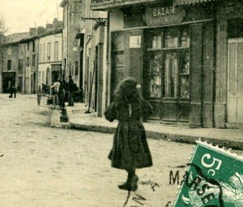 Rue d'Aix et place de la République