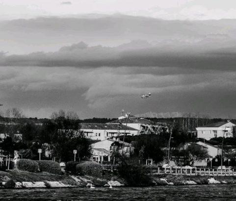 Photo Régine Cabrera - Balise Ancien port d'échanges