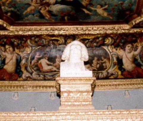 Buste Mirabeau  Château - Photo Archives municipales