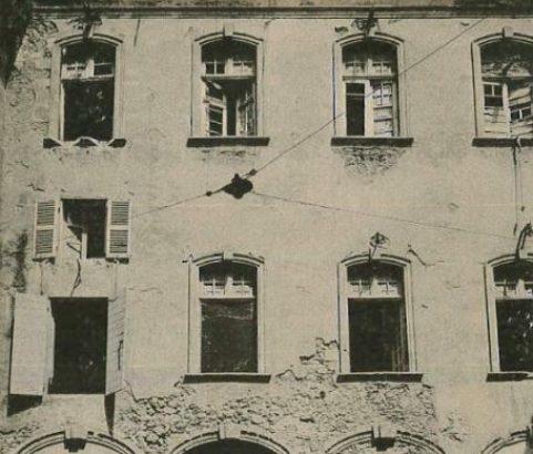 Château - Photo Archives municipales