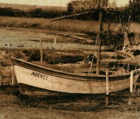 Pêche sur l'étang de Bolmon