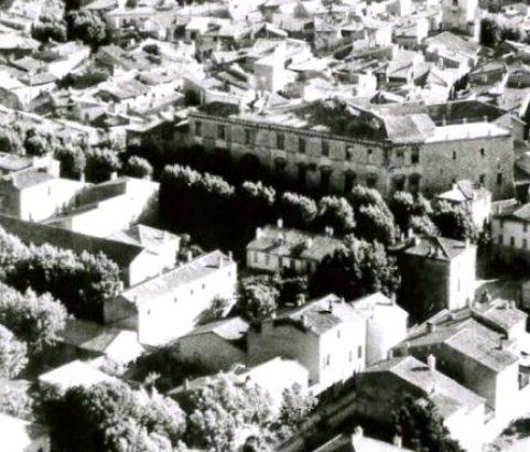Vue d'ensemble - Photo Archives municipales
