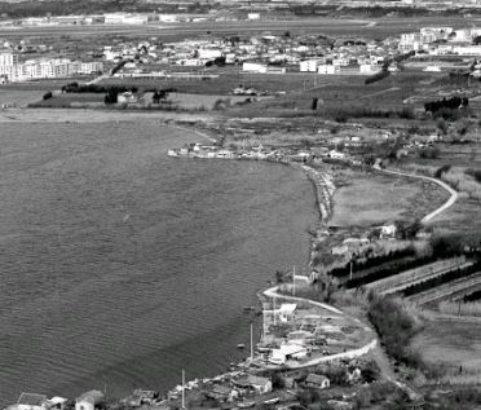 L'étang de Bolmon -Photo Archives municipales