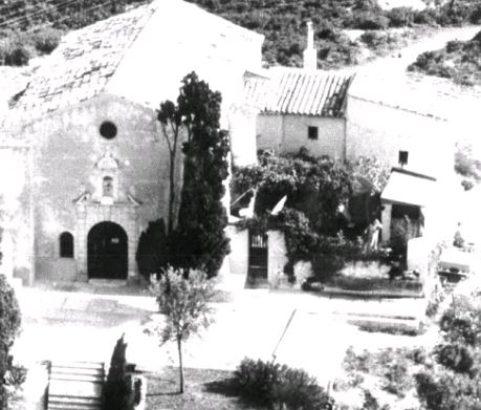 Photo Chapelle Année 70 - Archives municipales
