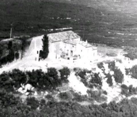 Photo Chapelle Année 1967 - Archives municipales