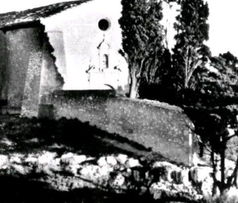 Photo Chapelle Années 50 - Archives municipales