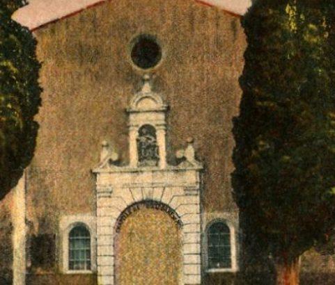 Carte postale Chapelle ND de Pitié