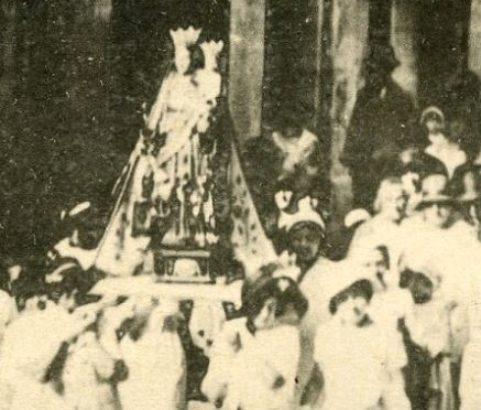 Procession annuelle Notre-Dame de Pitié