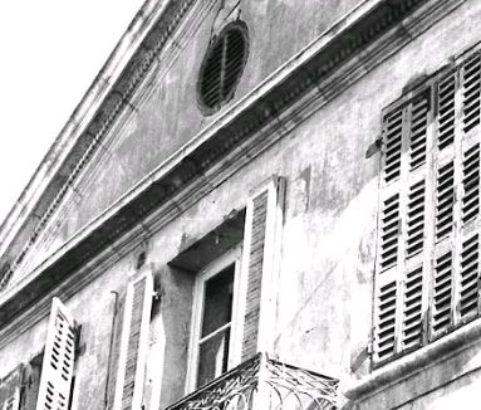 Ancien couvent des Minimes -Photo Archives Municipales