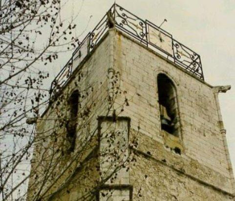 Eglise Saint-Nicolas - Photo Archives municipales